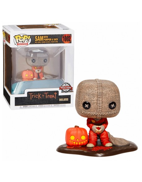 Funko Pop Sam With Pumpkin y Sack 1002