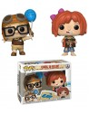 Funko Pop Carl y Ellie Limited Edition Pack Up RESERVA
