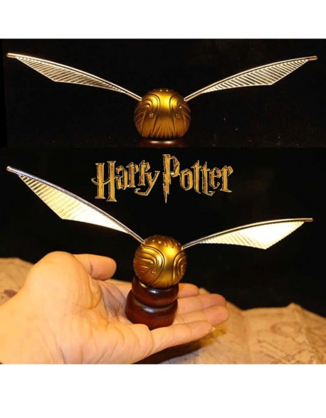 Snitch Dorada Harry Potter