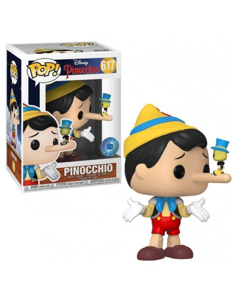 Funko Pop Pinocchio Disney 617