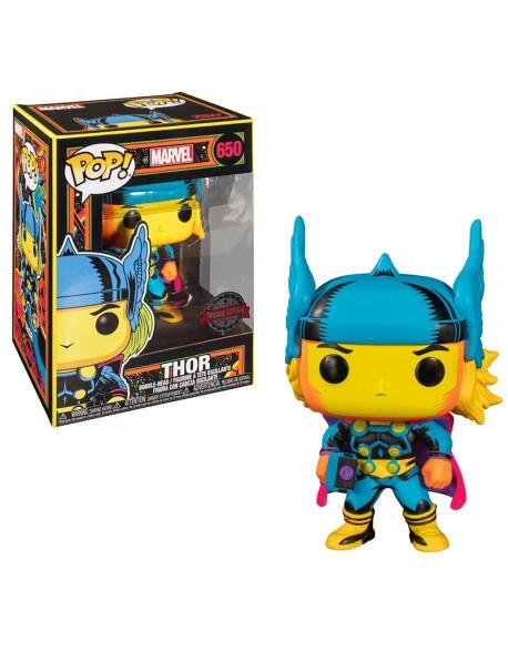 Funko Pop Thor Black Light Special Edition