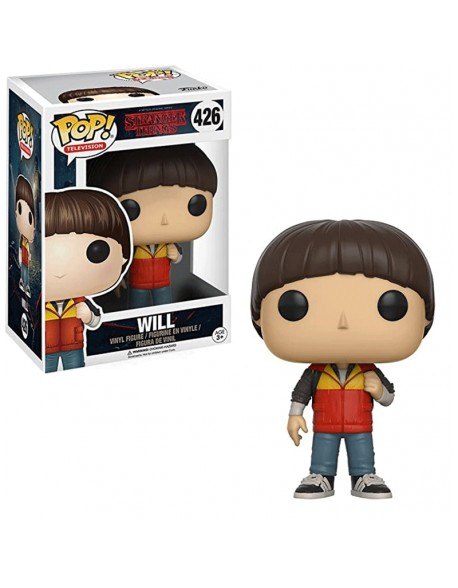 Funko Pop Will Stranger Things 637
