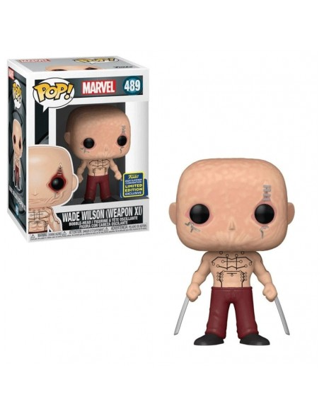 Funko Pop Wade Wilson Weapon XI Marvel Limited Edition 2020