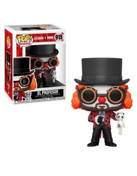Funko Pop La Casa de Papel Professor O Clown