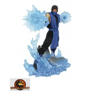 Sub Zero Mortal Kombat diorama  Gallery