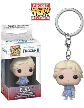 Pocket Pop llavero Elsa Frozen Funko