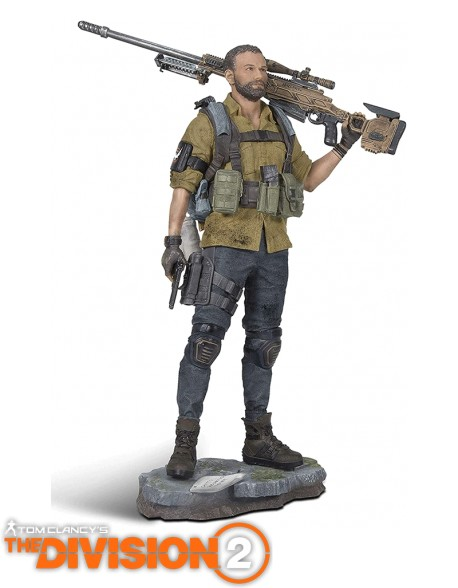 Ubisoft Tom Clancys The Division 2 The Brian Jo 26 cm