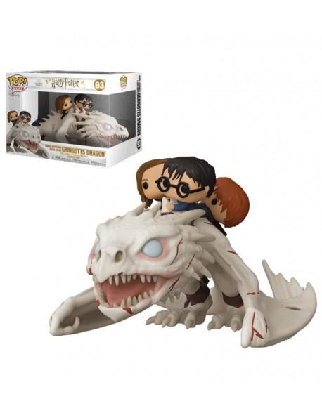 Funko Pop Harry Potter Gringotts Dragon 93