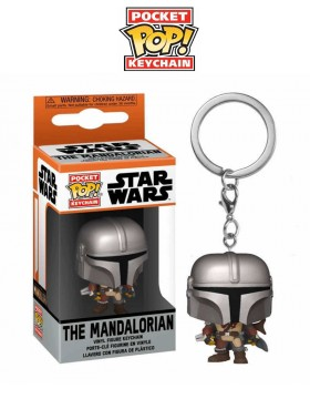 Pocket Pop The Mandalorian Star Wars Funko