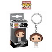 Pocket Pop Princess Leia Star Wars Funko