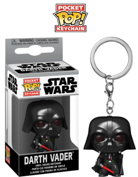 Pocket Pop Darth Vader Star Wars Funko