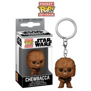 Pocket Pop Chewbacca Star Wars Funko