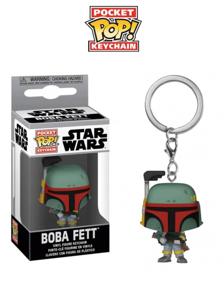Pocket Pop Boba Fett Star Wars Funko