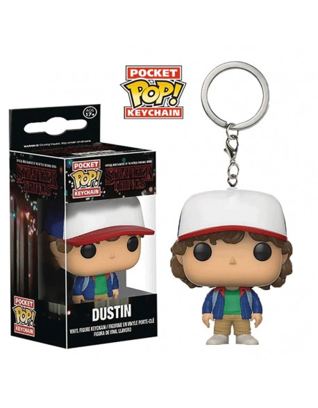 Pocket Pop Funko Stranger Things Dustin