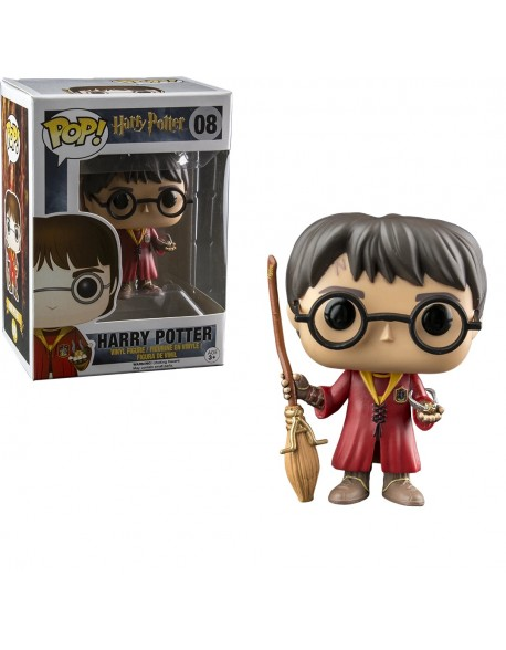 Funko Pop Harry Potter Quidditch 08
