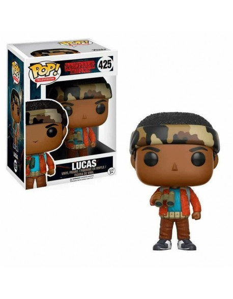 Funko Pop Lucas Stranger Things 425