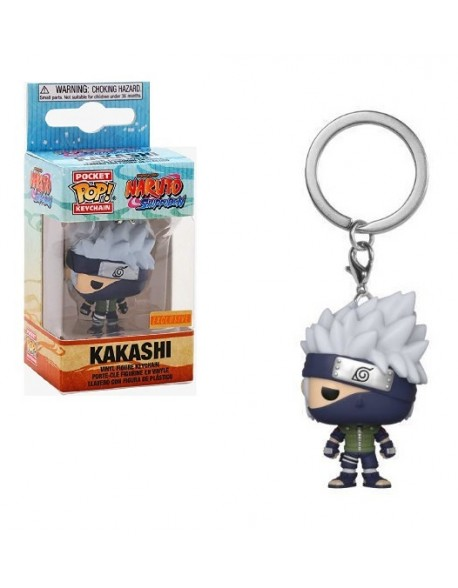 Pocket Pop Kakashi Naruto Funko