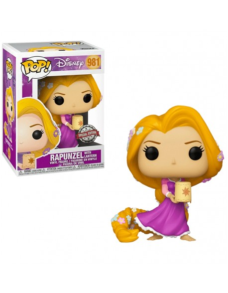 Funko Pop Rapunzel With Lantern Special Edition