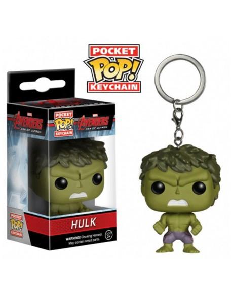 Pocket Pop llavero Hulk Superheroe