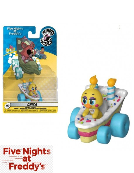 Funko Super Racers Five Nights at Freddys Foxy Chica