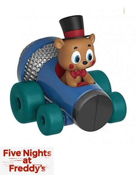 Funko Super Racers Five Nights at Freddys Funtime Freddy
