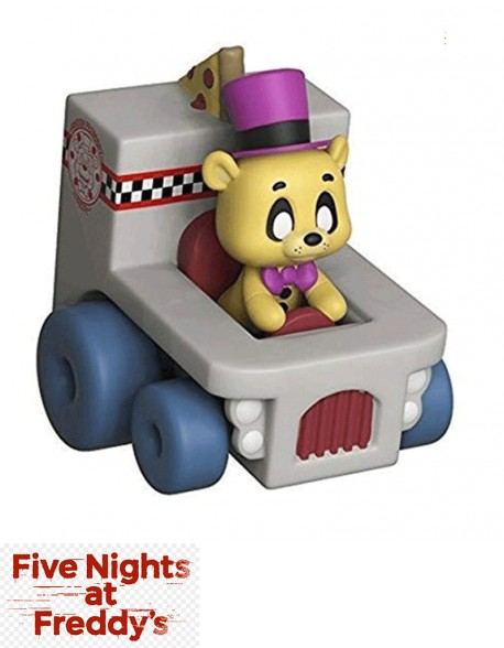 Funko Super Racers Five Nights at Freddys Golden Freddy