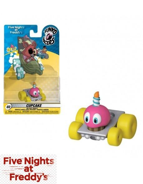 Funko Super Racers Five Nights at Freddys Cupcake