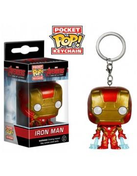 Pocket Pop Llavero Iron Man Funko