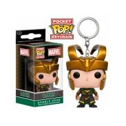 Pocket Pop Loki llavero Funko