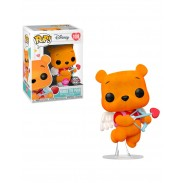 Funko Pop Winnie The Pooh Flocked Special Edition