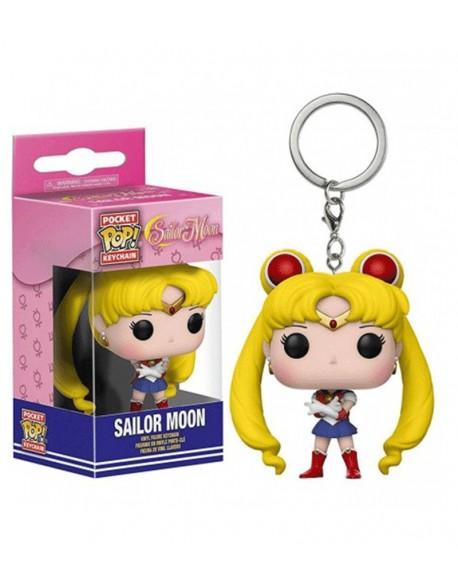Pocket Pop Sailor Moon Llavero Funko
