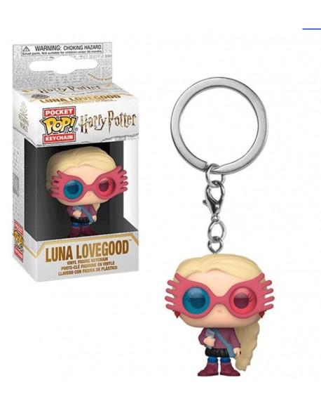 Pocket Pop Llavero Luna Lovegood Harry Potter Funko
