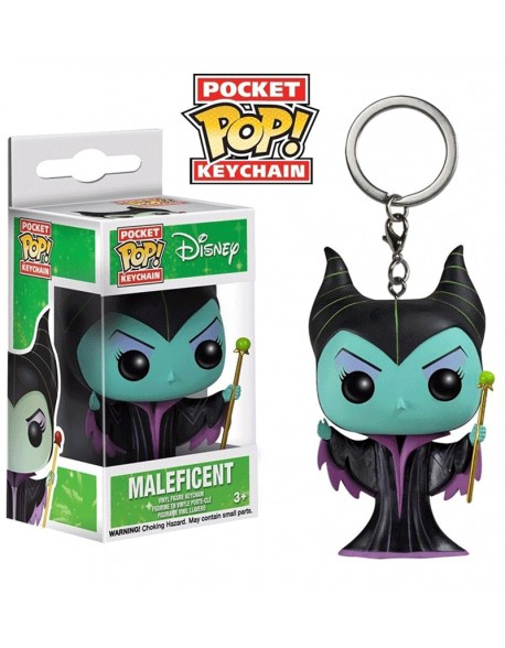 Pocket Pop Funko Disney Maleficent