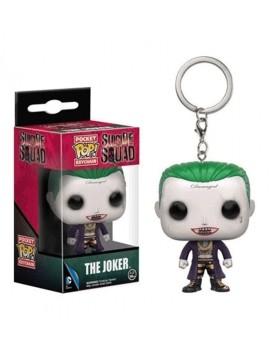 Pocket Pop The joker Suicide Squad Llavero Funko