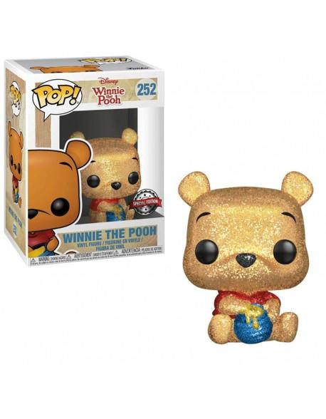 Funko Pop Winnie The Pooh Seated Pooh Disney Diamond Glitter
