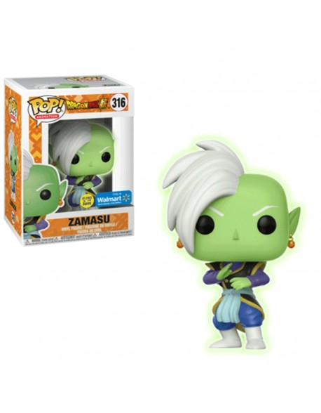 Funko Pop Dragon Ball Z Zamasu Exclusive Walmart