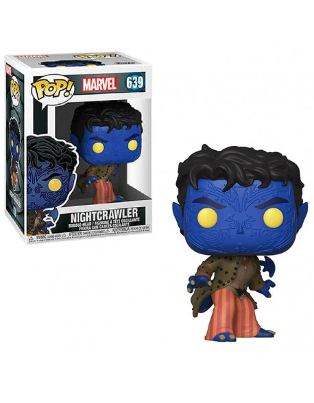 Funko Pop Nightcrawler Marvel 639