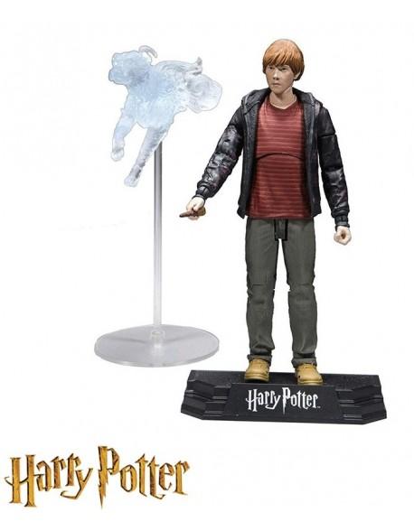 Ron Weasley Harry Potter Mcfarlane Toys 15 cm