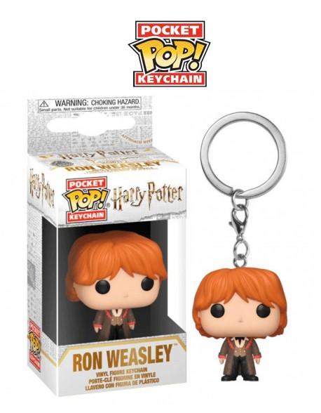 Pocket Pop Ron Weasley Harry Potter llavero Funko