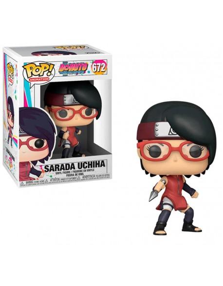 Funko Pop Sarada Uchiha Boruto Naruto Next Generation 672