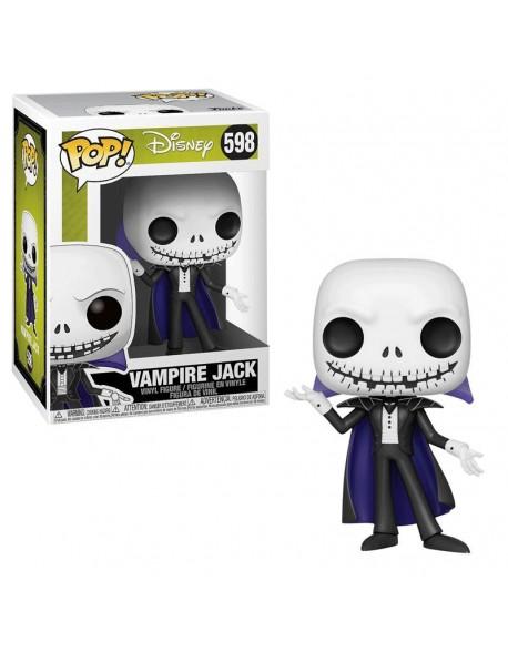 Pop Funko Jack Skellington Vampire