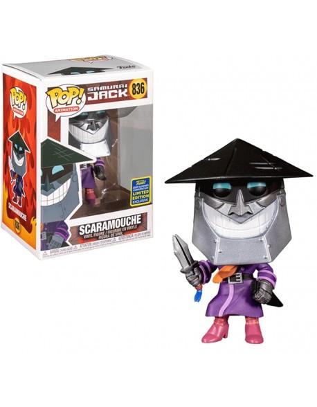 Funko Pop Scaramouche Samurai Jack Limited Edition Exclusive