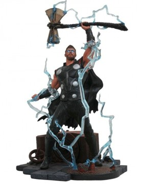 Thor Marvel Avengers Infinity War Gallery 25 cm Figura