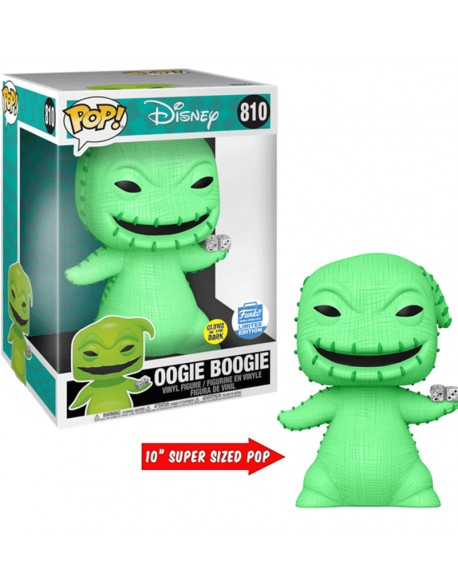 Funko Pop Oogie Boogie Disney Limited Edition Glow 810