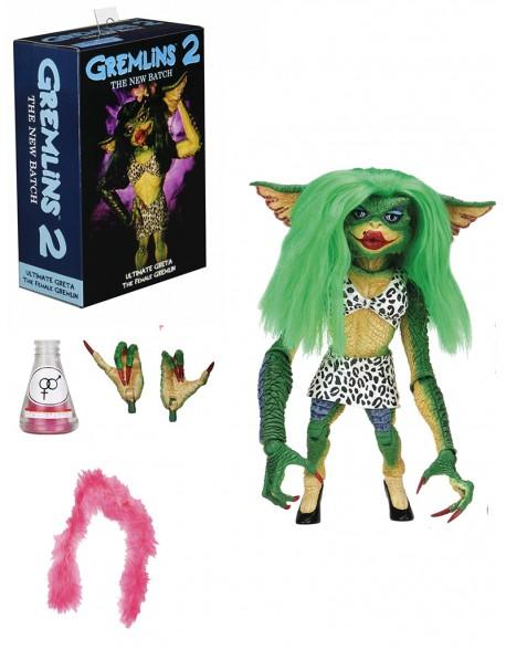 Gremlins 2 Ultimate Figura Greta 18 cm