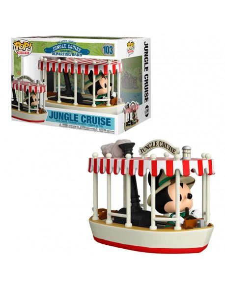 Funko Pop Jungle Cruise Mickey Disney 103