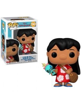 Funko Pop Lilo With Scrump Lilo y Stitch Disney 1043