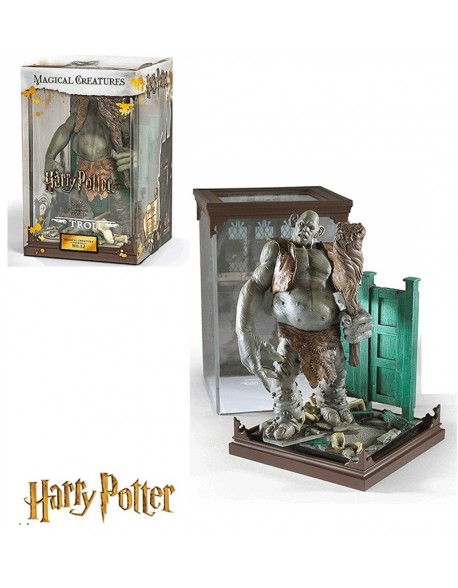 Troll Magical Creatures Harry Potter N.12