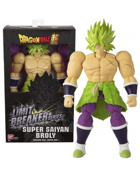 Dragon Ball Super Saiyan Broly Limit Breakers 33 cm Bandai