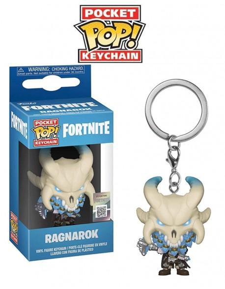 Pocket Pop Funko llavero Ragnarok Fortnite